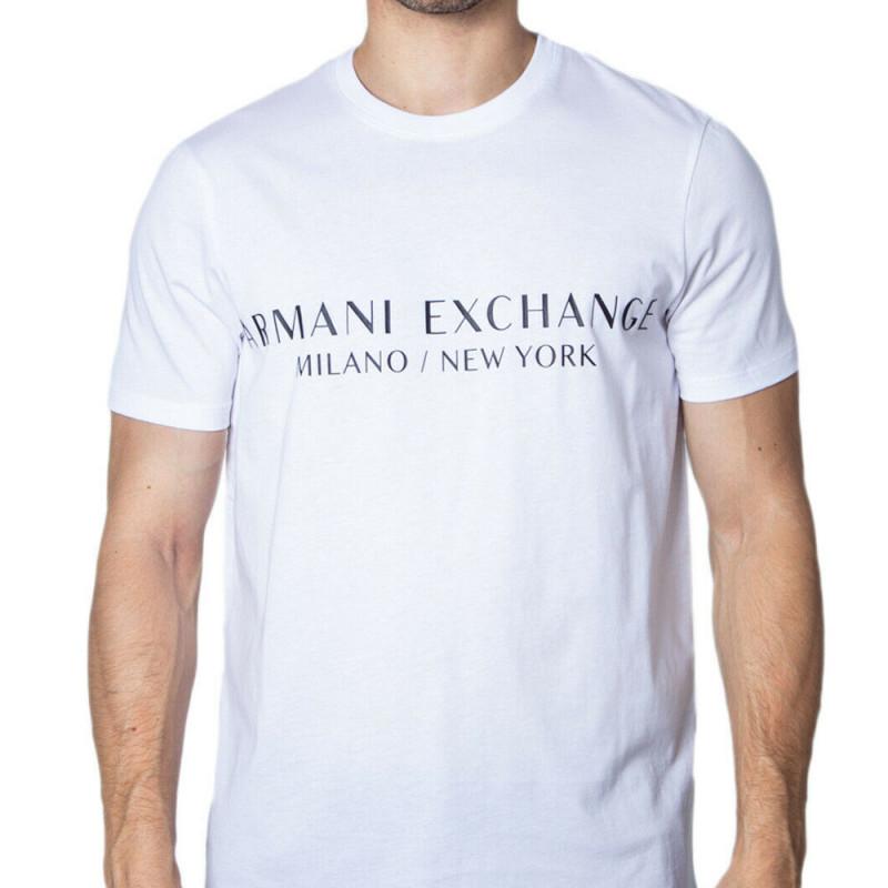 Tee-Shirt Armani Exchange blanc