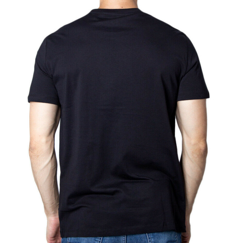 Tee-shirt Armani Exchange Noir
