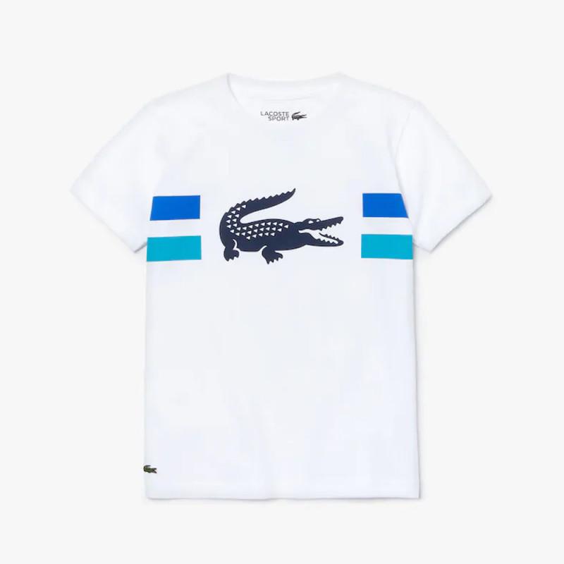 T-shirt Garçon Lacoste SPORT en jersey