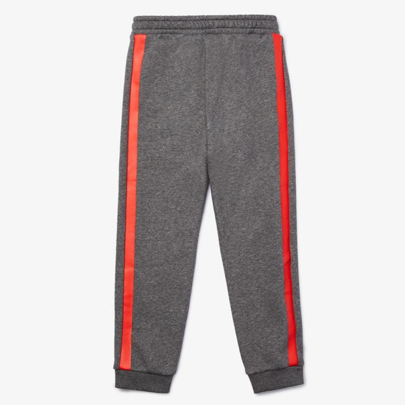 Pantalon de survêtement Garçon Lacoste SPORT en molleton
