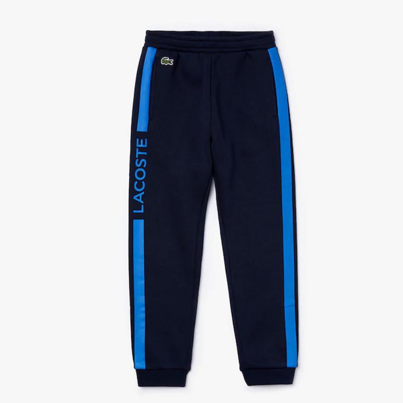 Pantalon de survêtement Garçon Lacoste SPORT