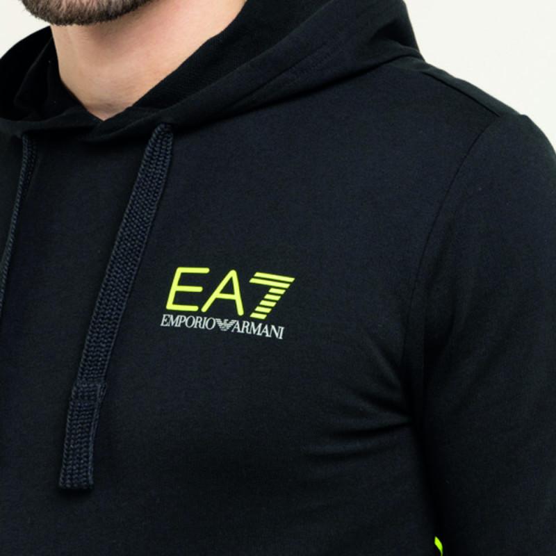 Sweat à capuche Armani EA7