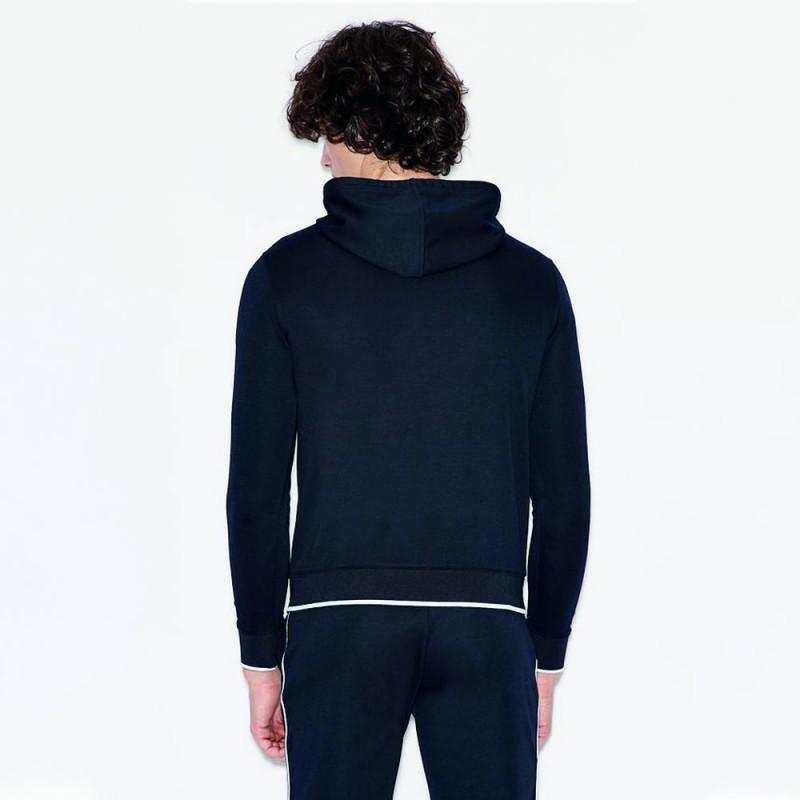 Sweat Shirt Armani Exchange à capuche