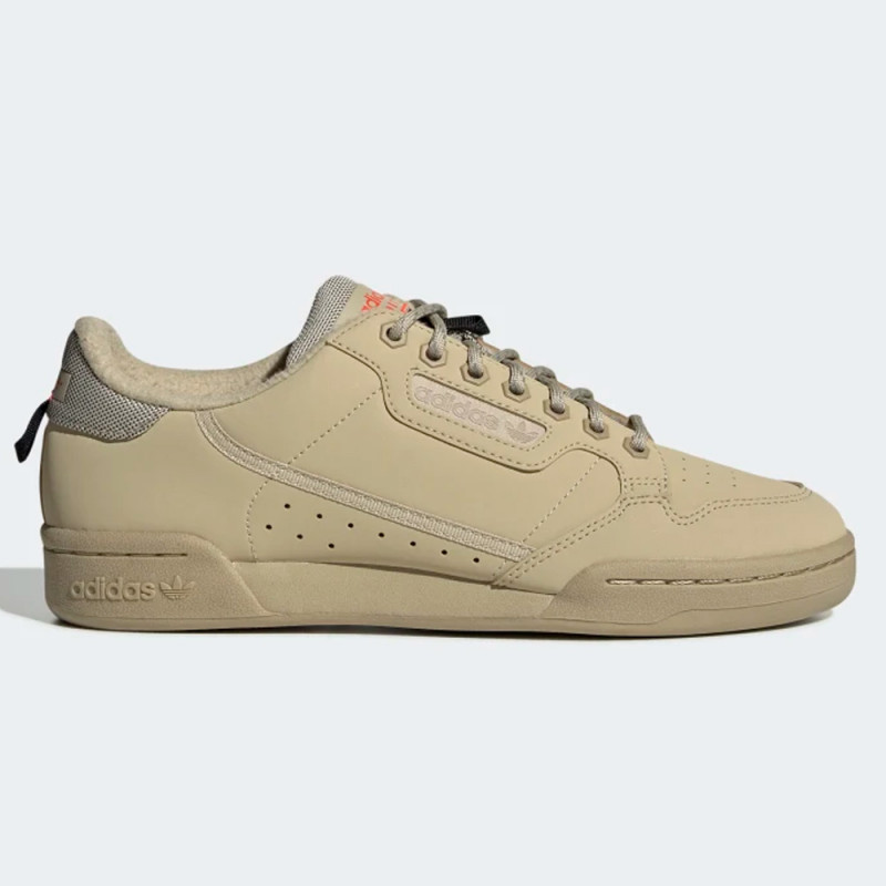 Baskets Adidas Continental 80 - Savane
