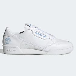 Baskets Adidas Continental 80 - Blanc