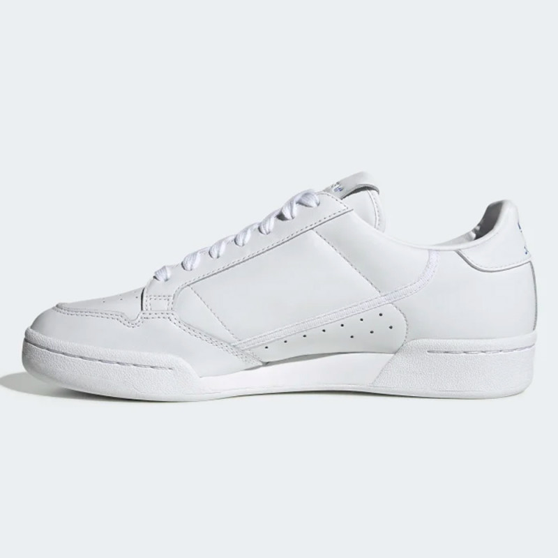 Baskets Adidas Continental 80 - Blanc