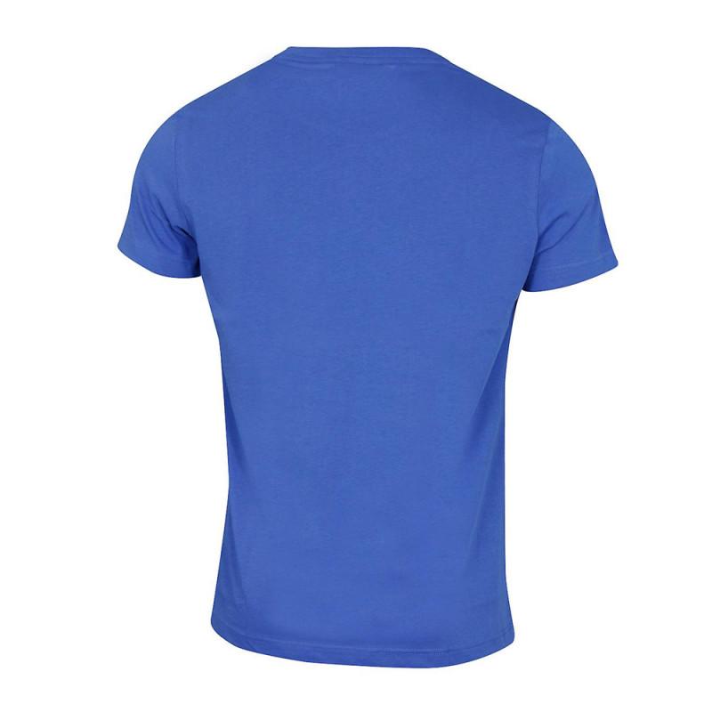 T-Shirt Lacoste Sport Bleu