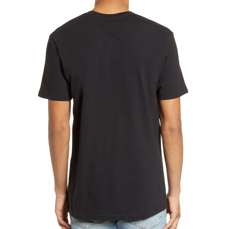 T-Shirt Vans Easy Box Noir