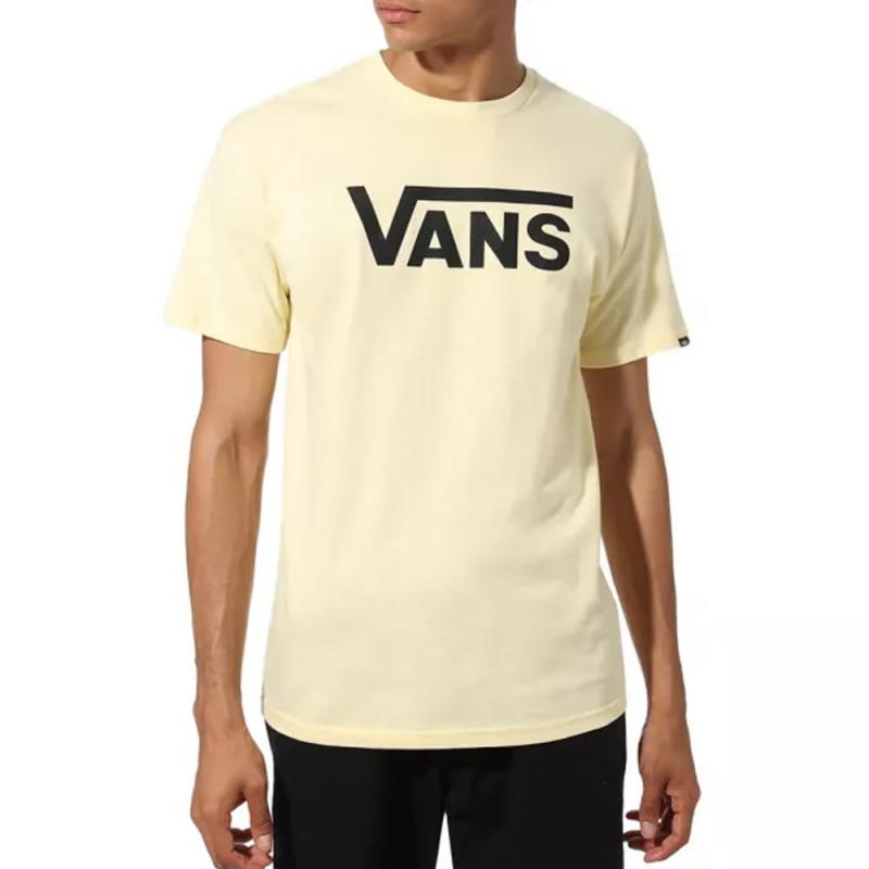 T-Shirt Vans MN Classic Jaune