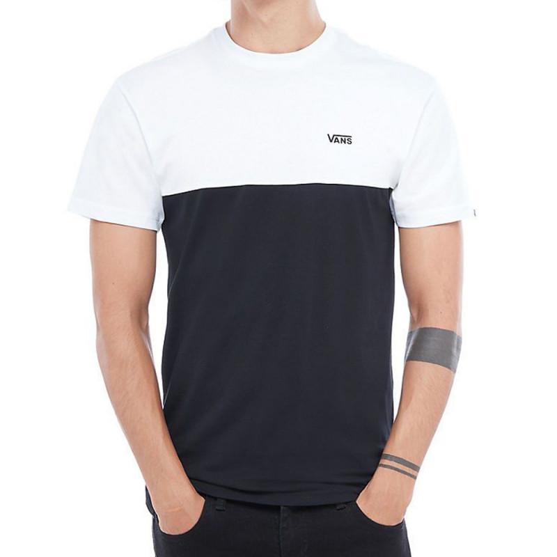 T-Shirt Vans ColorBlock Tee