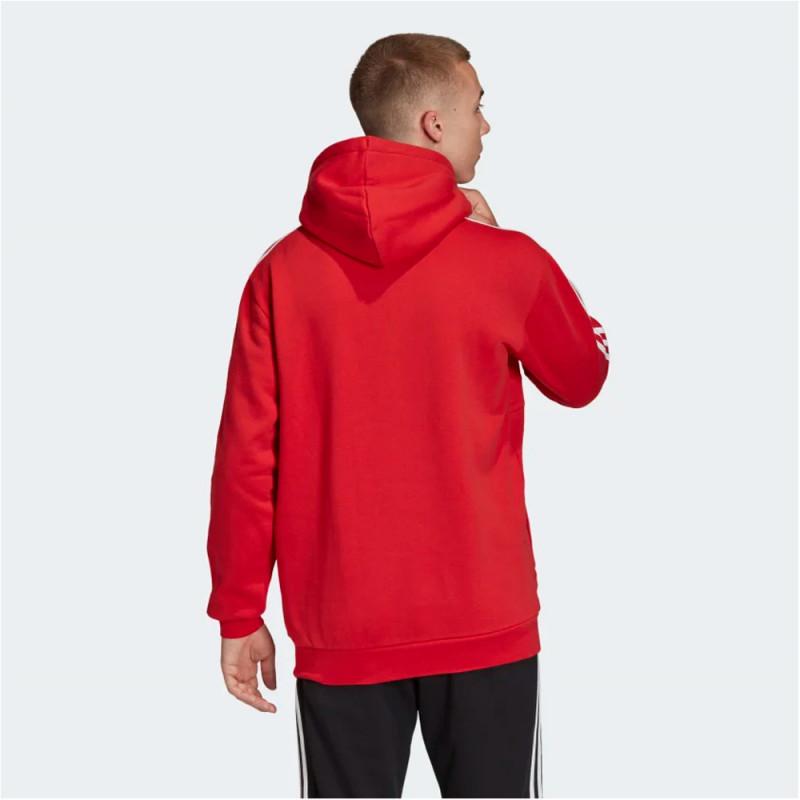 Sweatshirt Adidas à capuche 3-Stripes