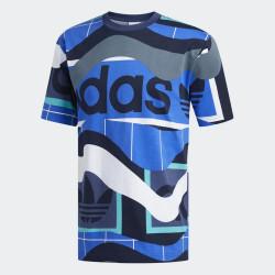 T-Shirt Adidas CATALOG PRINT TEE