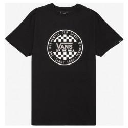 T-Shirt Vans logo col rond