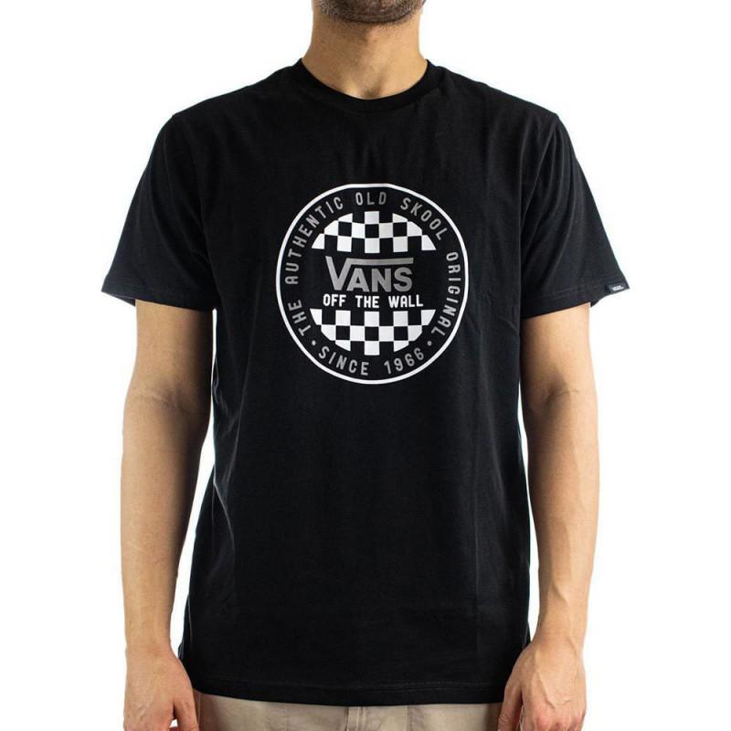 Tee-shirt Vans logo col rond