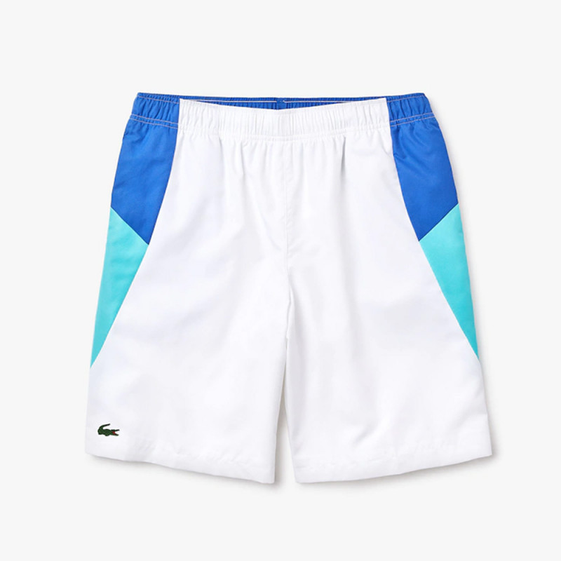 Short Tennis Lacoste SPORT à découpes color-block