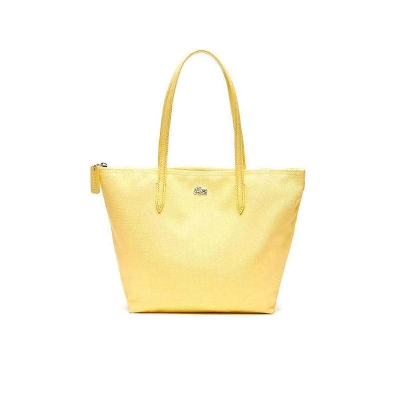 Petit sac cabas Lacoste zippé L.12.12 Concept uni