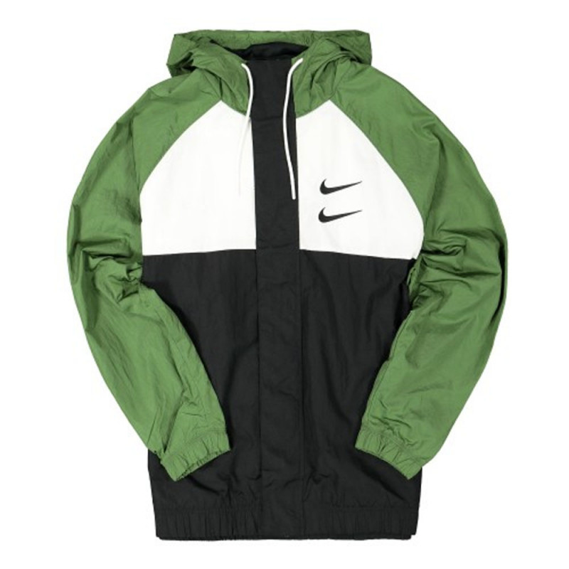 Veste tissée à capuche Nike Sportswear Swoosh