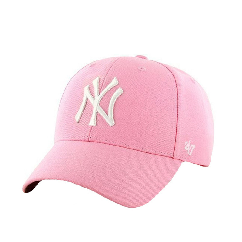 Casquette 47 Brand New York Yankees Pink