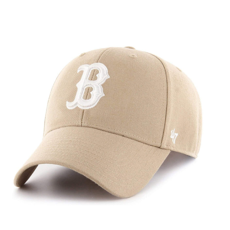 Casquette 47 Brand Boston RED SOX Khaki