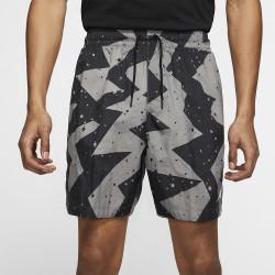 Short Nike Jordan Poolside noir/gris
