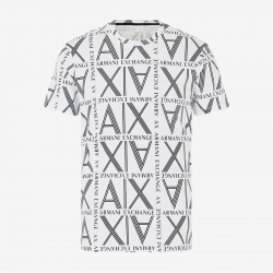 T SHIRT ARMANI EXCHANGE LOGO