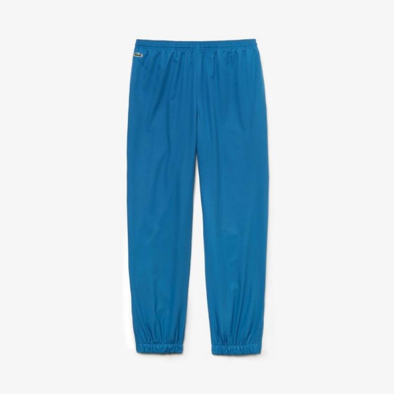 Pantalon de survêtement Homme Lacoste SPORT diamante uni Bleu Clair