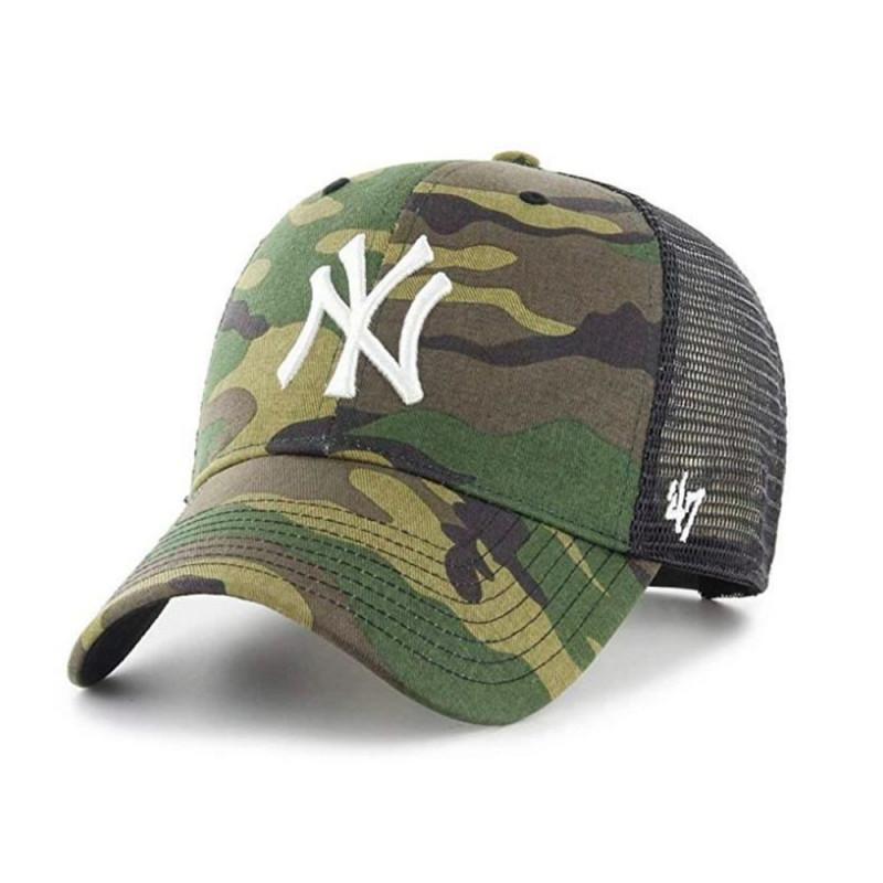Casquette 47 Brand New York Yankees Camo