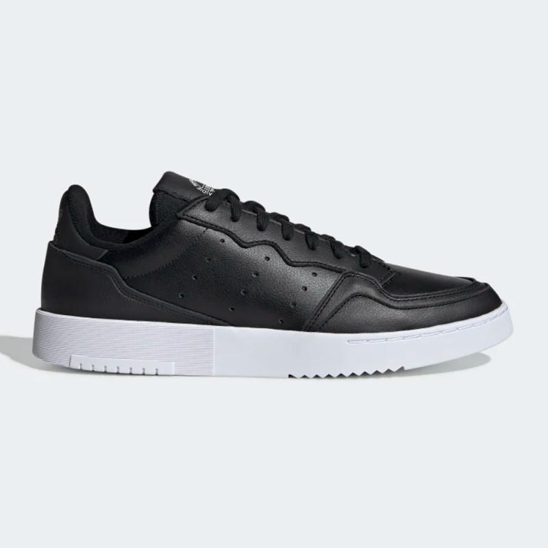 Baskets Adidas Supercourt Noir
