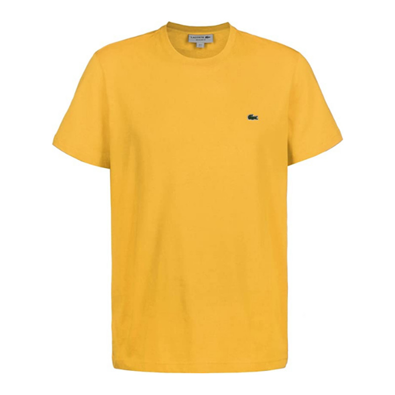 T-SHIRT lacoste coton Small croco