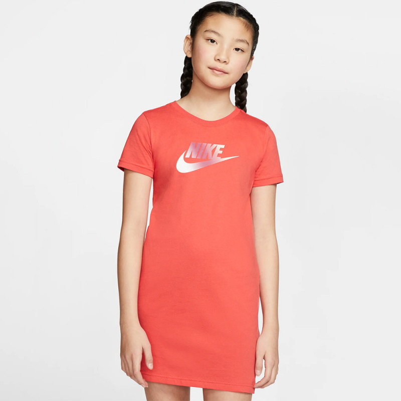 Robe Nike Sportswear Corail Fille