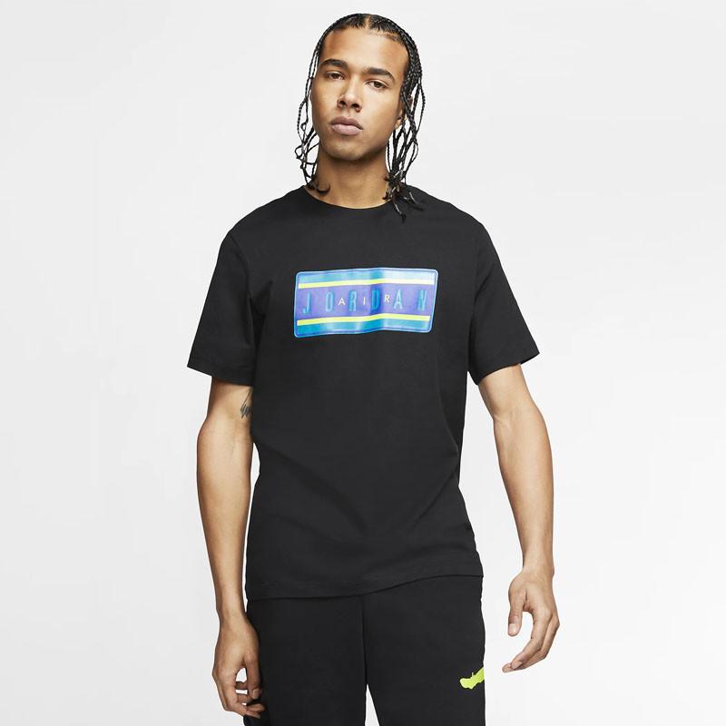 Tee-Shirt Nike Jordan Jumpman Sticker