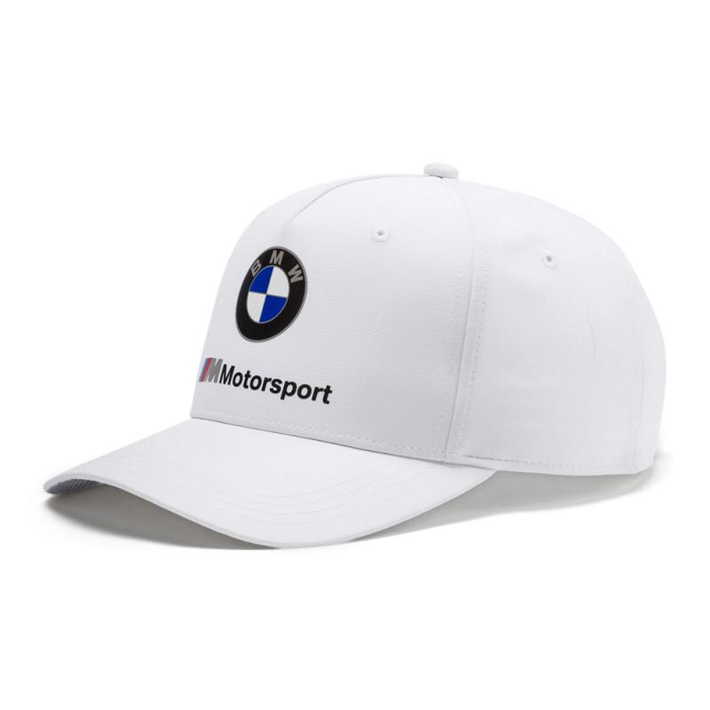 Casquette Puma BMW MOTORSPORT BLANCHE
