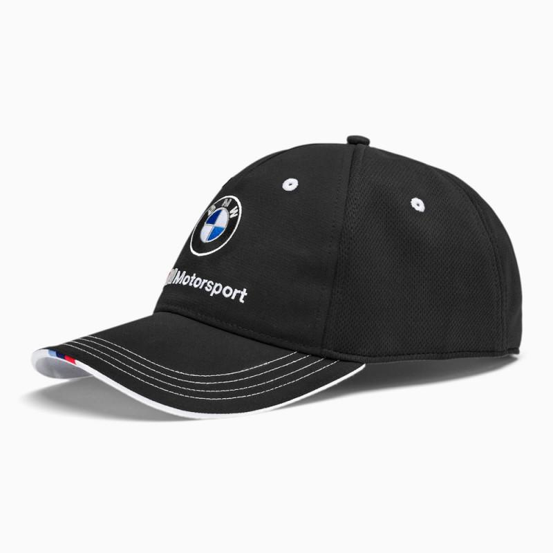 Casquette Puma BMW MOTORSPORT Noir
