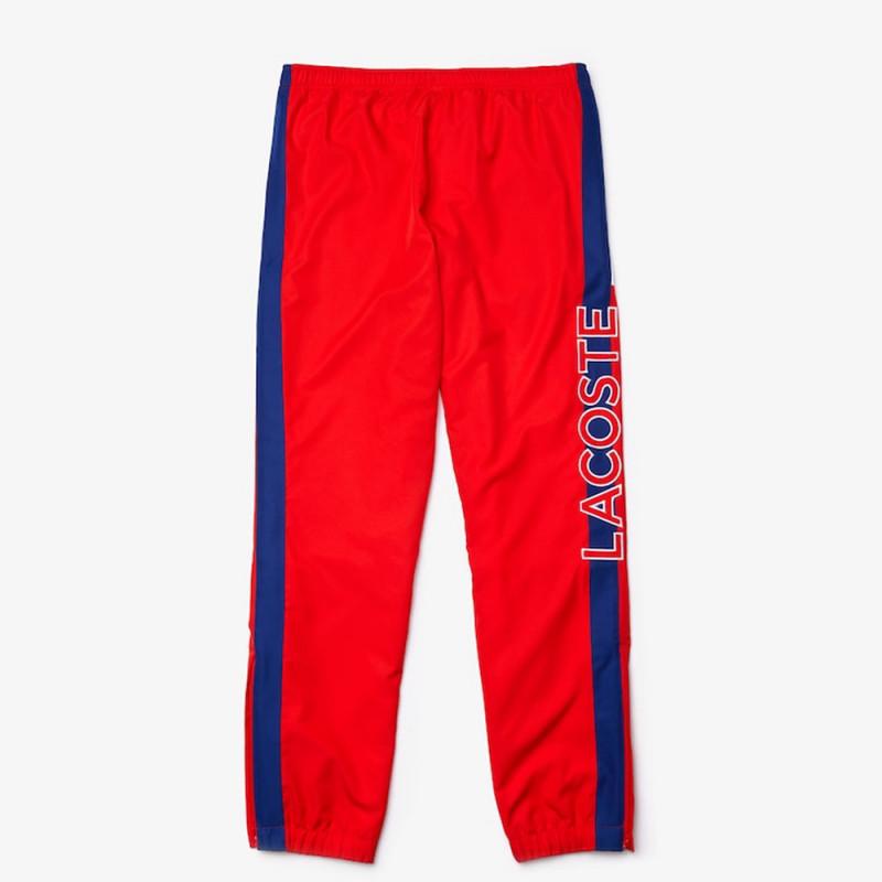 Pantalon De Survêtement Lacoste SPORT Avec Bande Lacoste