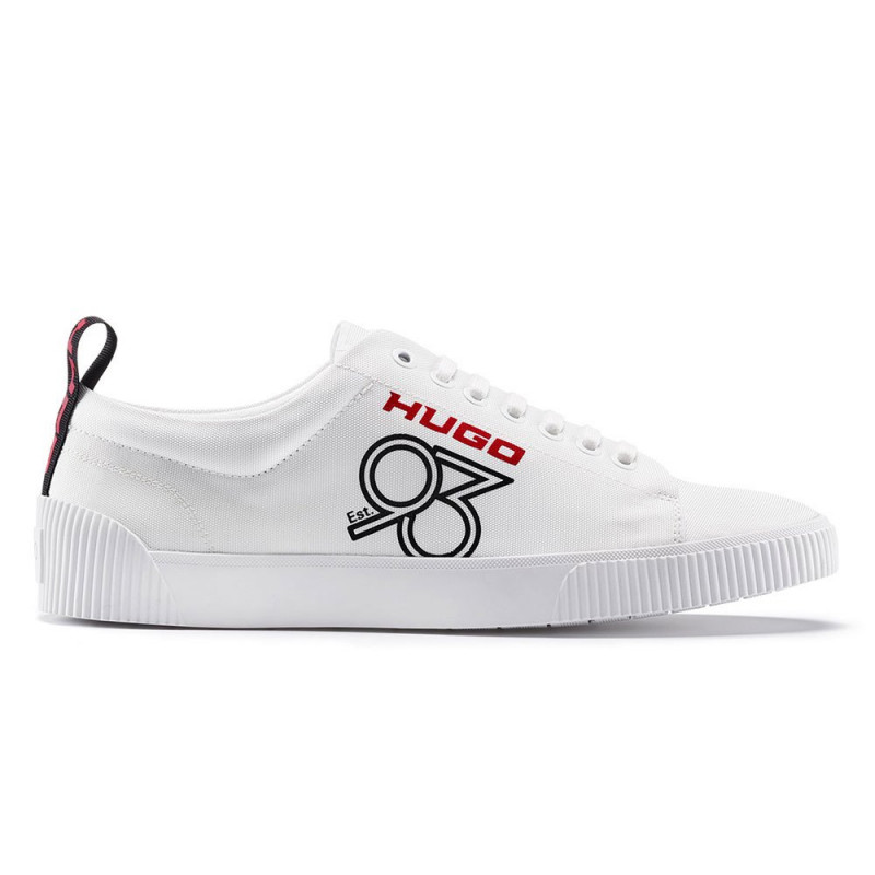 Baskets Hugo Boss Zero Tenn TX93 White
