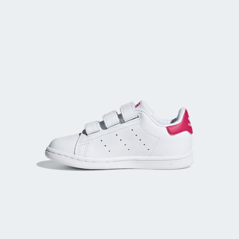 Baskets Adidas Stan Smith CF I Bébé