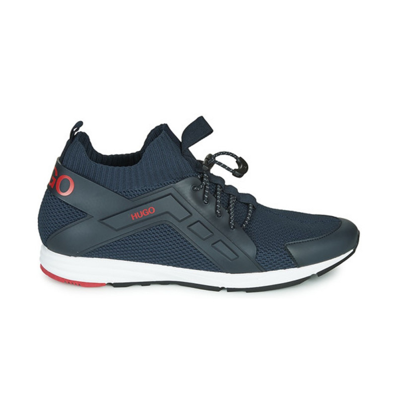 Baskets Hugo Boss Hybrid Runn kncg Dark Blue