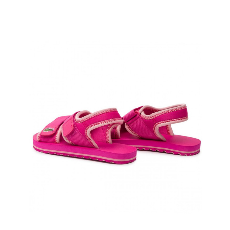 Sandales LACOSTE sol 119 1 dark pink/light pink