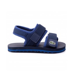 Sandales LACOSTE KID sol 119 1 cuc navy/blue