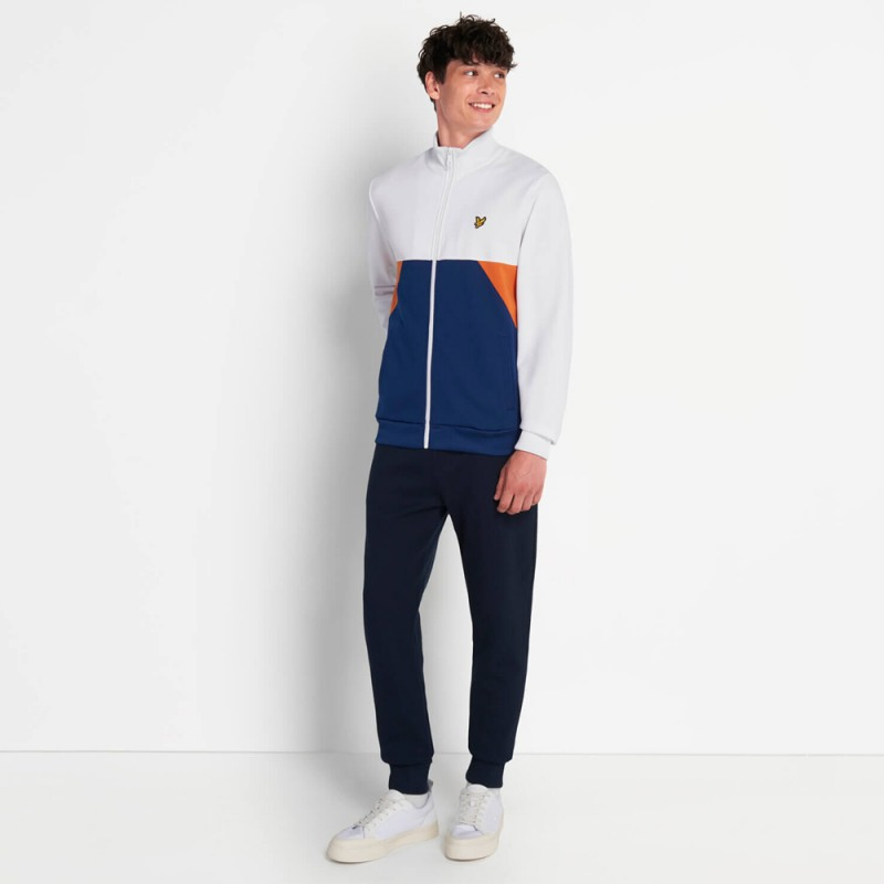 Pantalon de survêtement Lyle and Scott en piqué