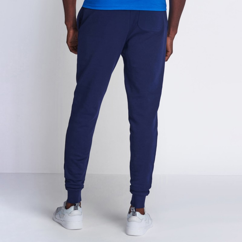 Pantalon de survêtement Lyle And Scott Skinny Bleu Marine
