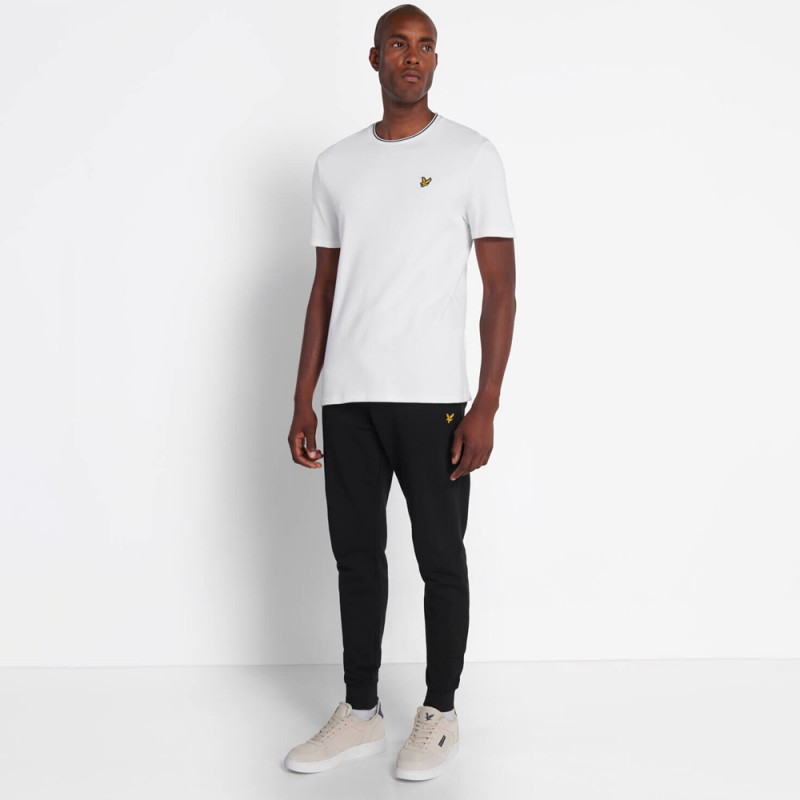Pantalon de survêtement Lyle And Scott Skinny Noir