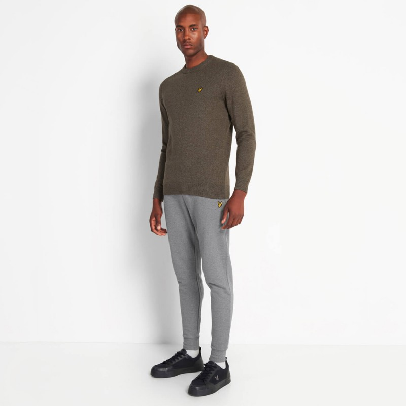 Pantalon de survêtement Lyle And Scott Skinny Gris