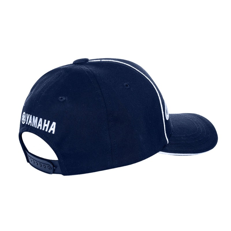 Casquette Yamaha Bleu Taille Unique