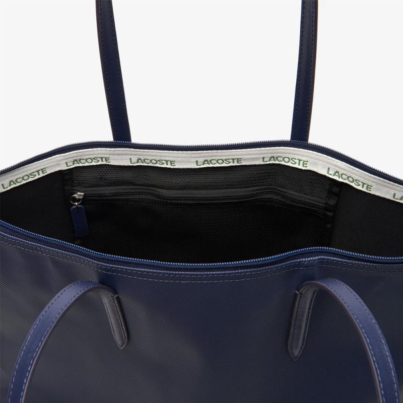 Sac cabas Lacoste zippé L.12.12 Concept uni