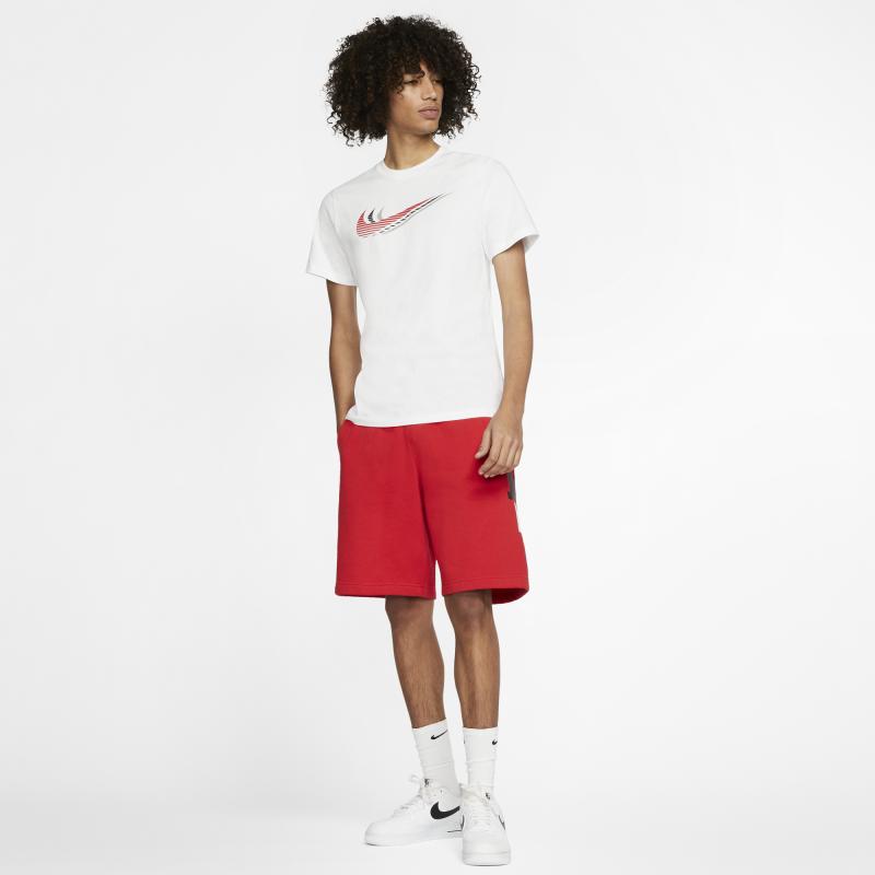 Tee-Shirt Nike blanc