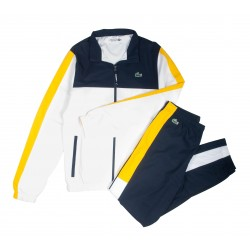 Ensemble de survêtement Lacoste SPORT léger color block