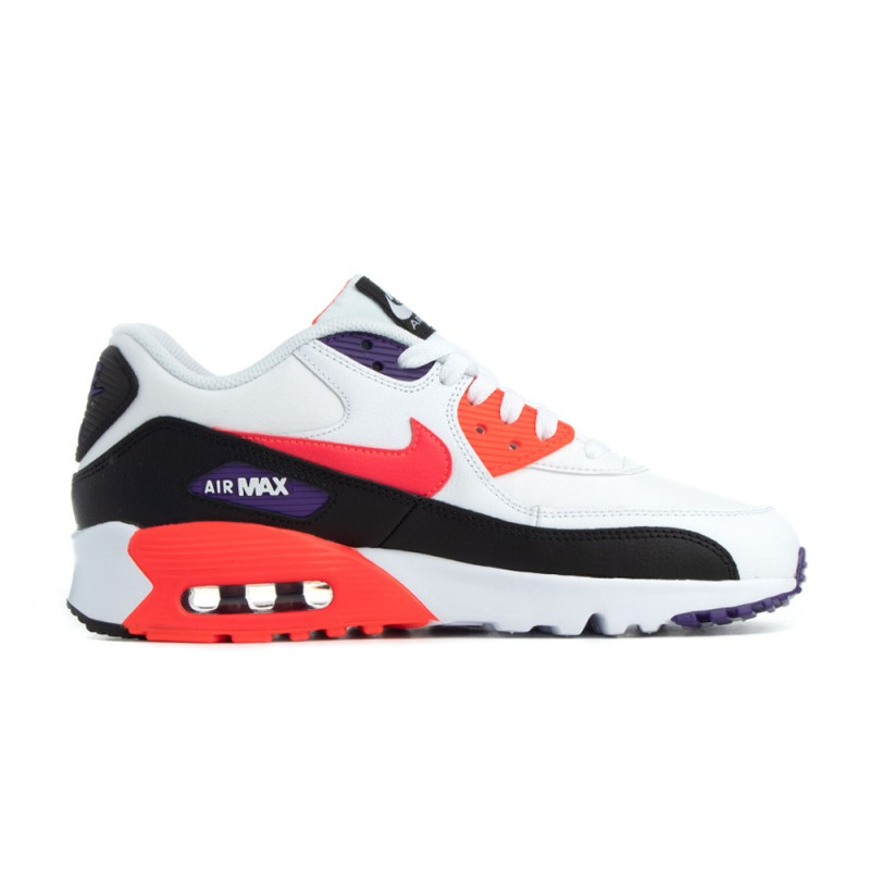 Baskets Nike Air Max 90 Leather (GS)