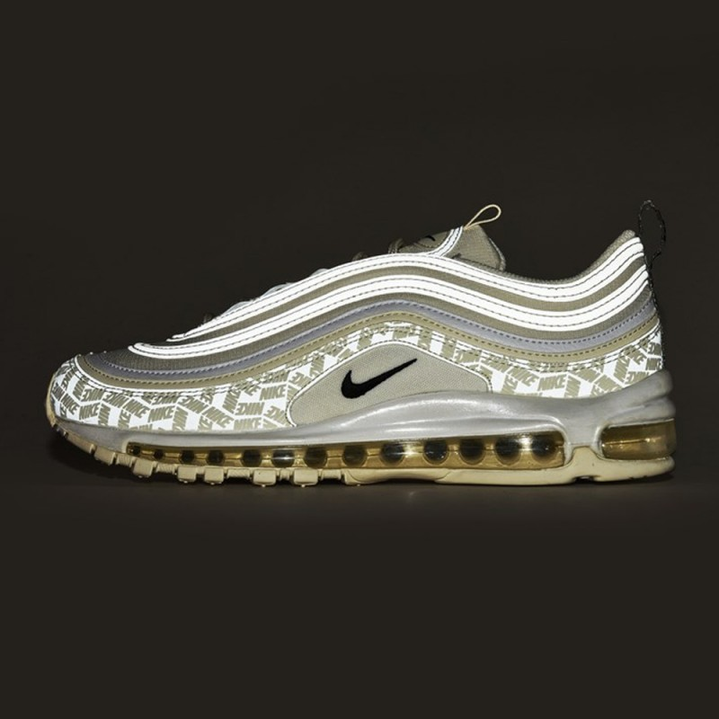 Baskets Nike Air Max 97 Sail/Black/White