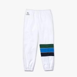 Pantalon de survêtement Lacoste SPORT léger à rayures color-block